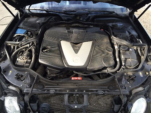 Б/у двигатель для легкового авто Mercedes E-Class 2007- объявление о продаже  в Ивано-Франковске