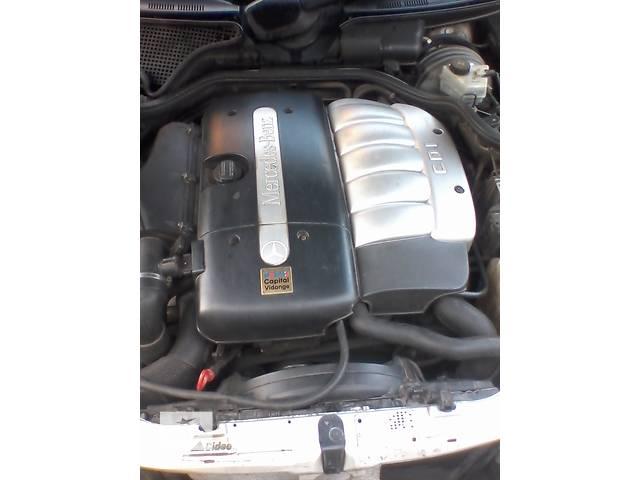 бу Б/у двигатель для легкового авто Mercedes E-Class в Черновцах