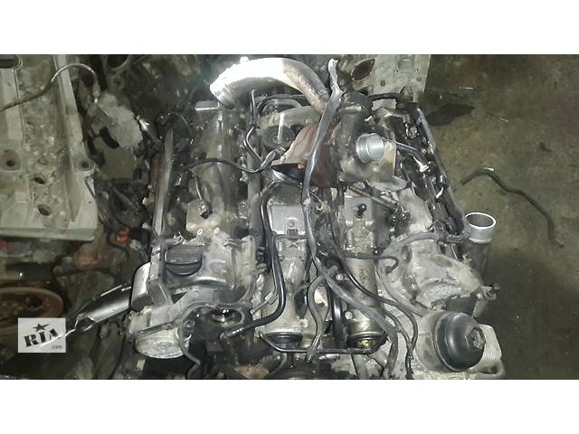 продам Б/у двигатель для легкового авто Mercedes ML-Class 4.0d бу в Львове