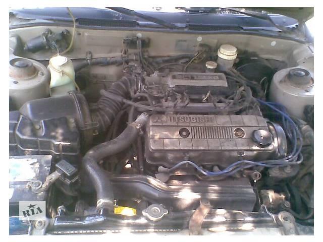 бу Б/у двигатель для легкового авто Mitsubishi Galant 2.0 в Ужгороде