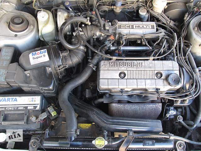 Б/у двигатель для легкового авто Mitsubishi Galant- объявление о продаже  в Малине