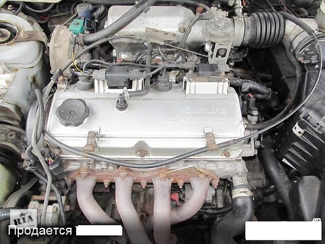 бу Б/у двигатель для легкового авто Mitsubishi Galant в Малине (Житомирской обл.)
