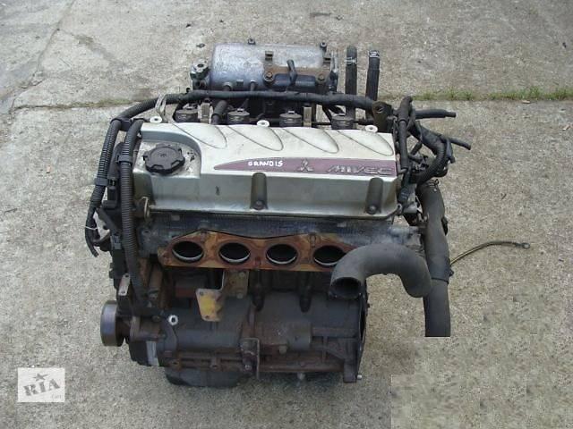 Б/у двигатель для легкового авто Mitsubishi Galant- объявление о продаже  в Одессе