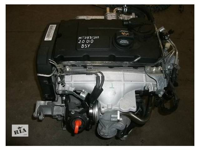 купить бу Б/у двигатель для легкового авто Mitsubishi Grandis 2.0 d в Ужгороде
