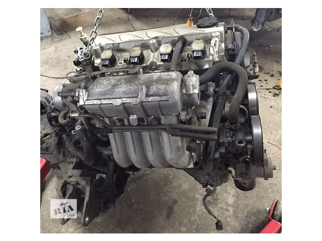 продам Б/у двигатель для легкового авто Mitsubishi Grandis бу в Киеве