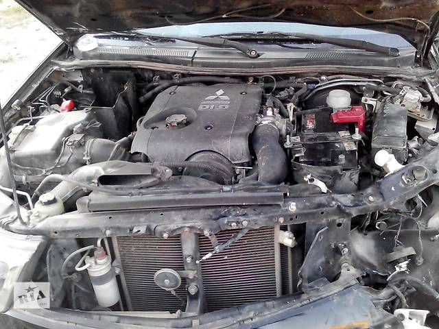купить бу Б/у двигатель для легкового авто Mitsubishi L 200 в Буче (Киевской обл.)