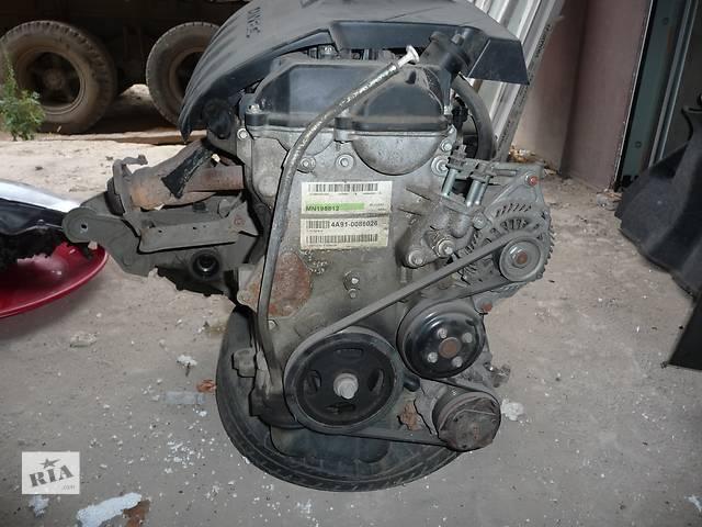 бу двигатель с мех кп 1,5 Mitsubishi Lancer X в Виннице