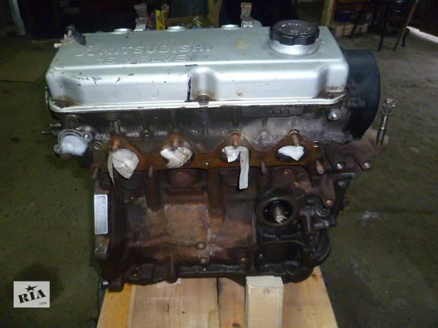 продам Б/у двигатель для легкового авто Mitsubishi Lancer бу в Черновцах