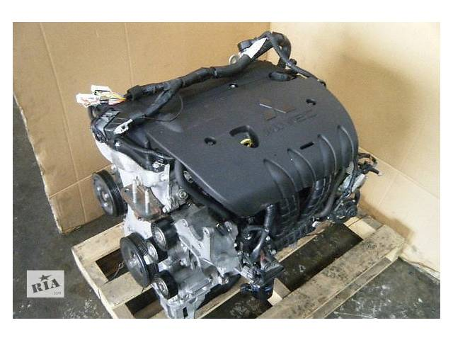 Б/у двигатель для легкового авто Mitsubishi Outlander 2.4- объявление о продаже  в Ужгороде