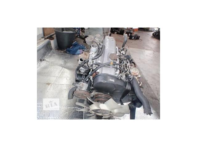 Б/у двигатель для легкового авто Mitsubishi Pajero 2.5 td- объявление о продаже  в Ужгороде