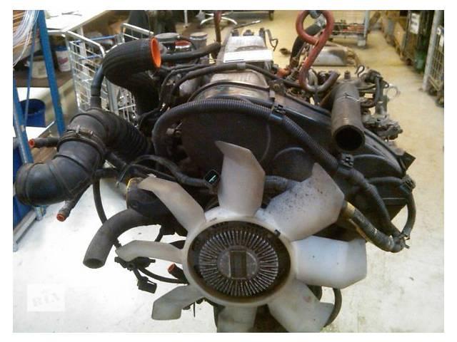 купить бу Б/у двигатель для легкового авто Mitsubishi Pajero 2.5 td в Ужгороде