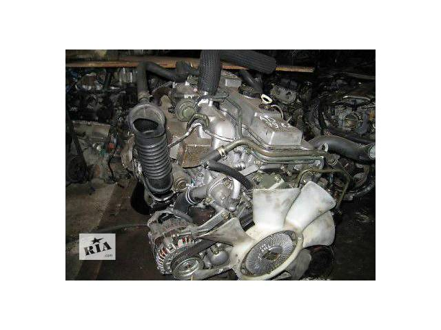 продам Б/у двигатель для легкового авто Mitsubishi Pajero 3.2 td бу в Ужгороде