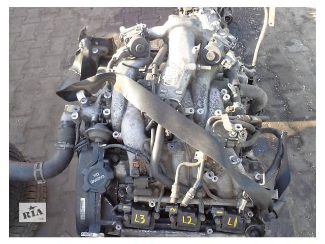 купить бу Б/у двигатель для легкового авто Mitsubishi Pajero 3.5 в Ужгороде