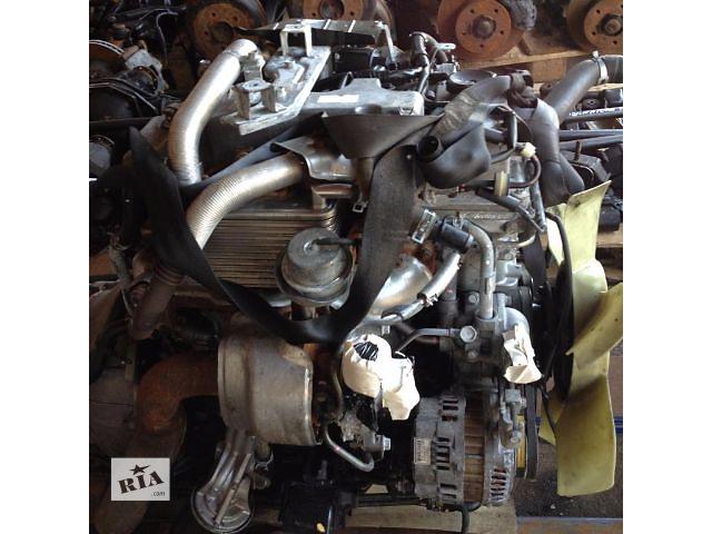 продам Б/у двигатель для легкового авто Mitsubishi Pajero 4 IV 3.2 DID 110тис. пробег бу в Киеве