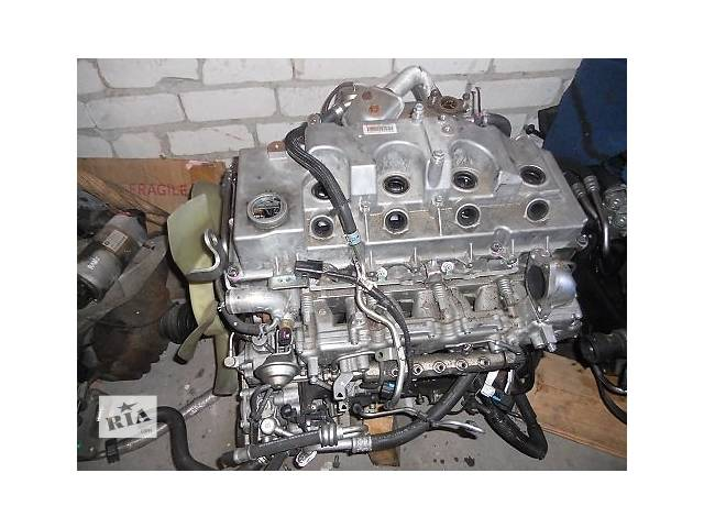 бу Б/у двигатель для легкового авто Mitsubishi Pajero Sport 3.2 в Ужгороде