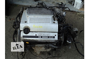 б/у Двигатель Nissan Maxima QX