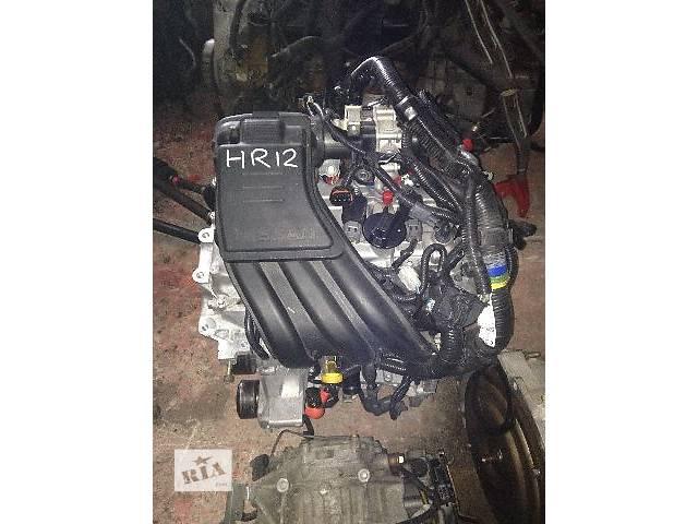 купить бу Б/у двигатель для легкового авто Nissan Micra в Киеве