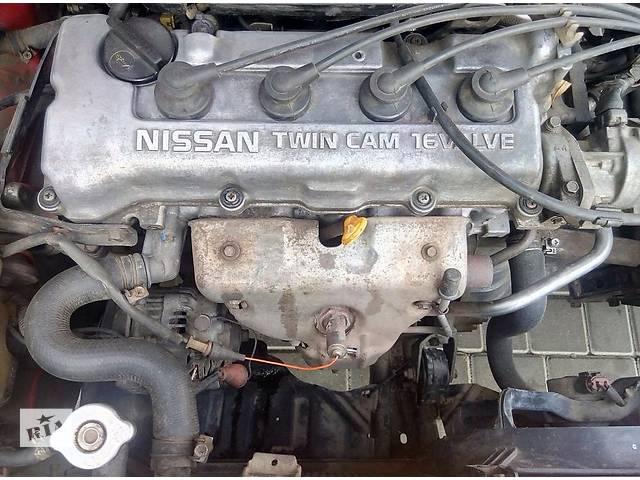 бу Б/у двигатель для легкового авто Nissan Sunny в Одессе