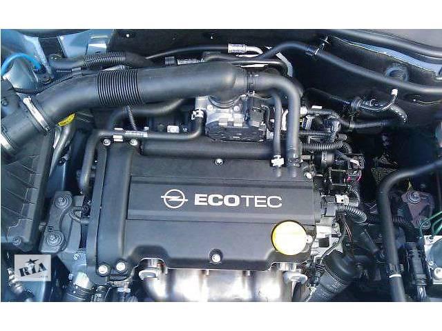 продам Б/у двигатель для легкового авто Opel Astra 1.4 бу в Чопе