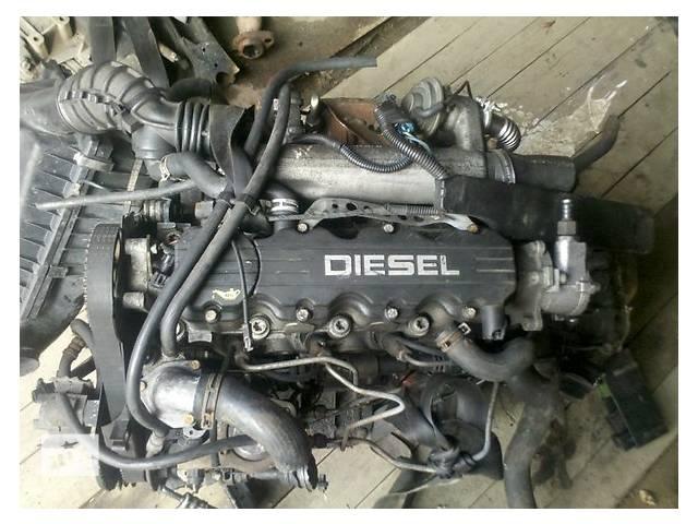 Б/у двигатель для легкового авто Opel Astra F 1.7 TD- объявление о продаже  в Чопе