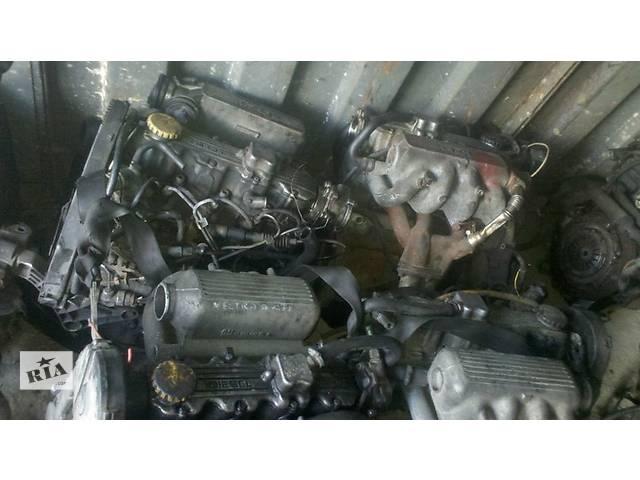 Б/у двигатель для легкового авто Opel Astra F1,7д- объявление о продаже  в Луцке
