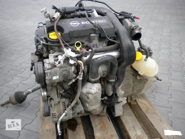 купить бу Б/у двигатель для легкового авто Opel Astra G в Киеве
