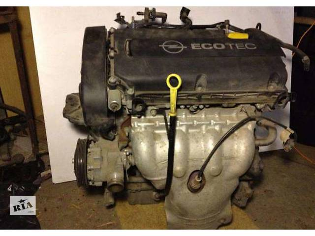 Б/у двигатель для легкового авто Opel Astra H GTC- объявление о продаже  в Донецке
