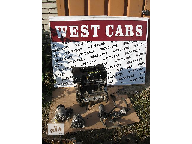 купить бу Б/у двигатель для легкового авто Opel Astra H Sedan в Луцке