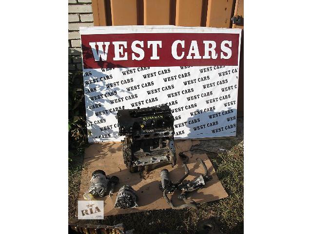 бу Б/у двигатель для легкового авто Opel Astra H Sedan в Луцке