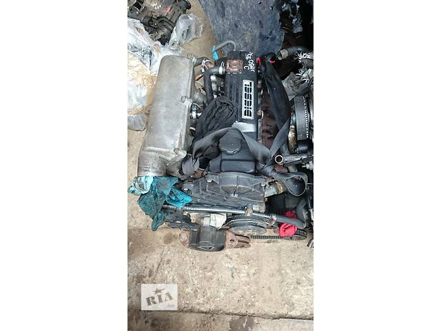бу Б/у двигатель для легкового авто Opel Combo 1.7дизель в Львове