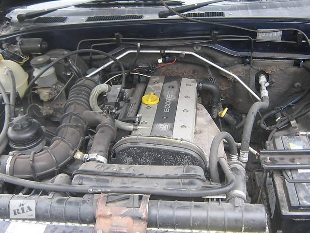 бу Б/у двигатель для легкового авто Opel Frontera 2.2 в Чопе