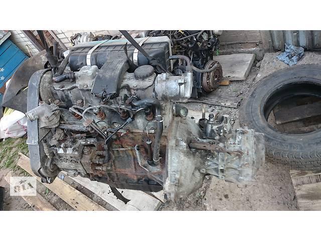 бу Б/у двигатель для легкового авто Opel Kadett 1.6дизель Кпп F16 в Львове