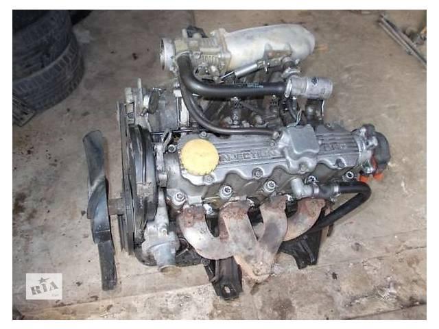 Фото двигателей опель вектра а