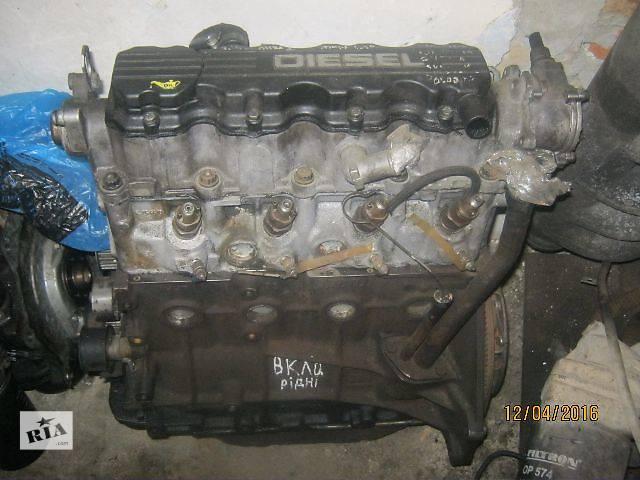 Б/у двигатель для легкового авто Opel Vectra B 1.7- объявление о продаже  в Ковеле