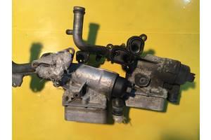 б/у Корпус масляного фильтра Opel Vivaro груз.