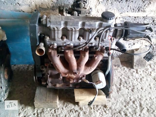 Б/у двигатель для легкового авто Opel- объявление о продаже  в Львове