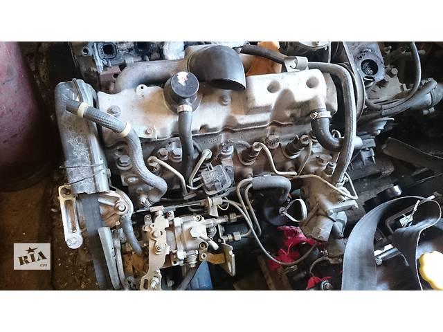 продам Б/у двигатель для легкового авто Peugeot 206 1.7дизель Паливна Bosh бу в Львове