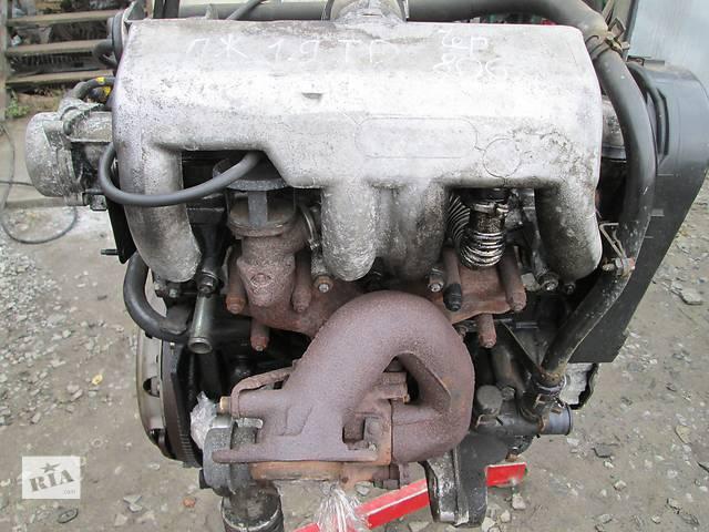 бу Б/у двигатель для легкового авто Peugeot Expert 1.9 TD в Ровно