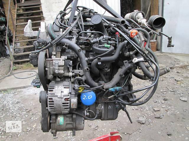 купить бу Б/у двигатель для легкового авто Peugeot Expert 2.0 HDI в Ровно
