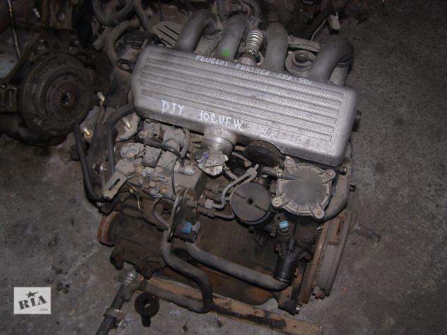 продам Б/у двигатель для легкового авто Peugeot Partner 1.9D бу в Новой Каховке
