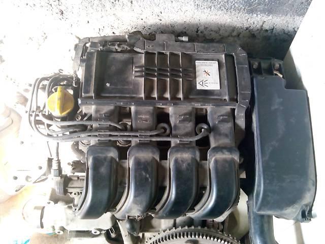 купить бу Б/у двигатель для легкового авто Renault Clio в Львове