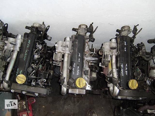 бу Б/у двигатель для легкового авто Renault Kangoo 1.2i,1.4i,1.5dci,1.9d,1.9tdi в Одессе