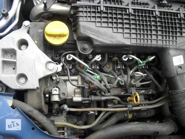 Б/у двигатель для легкового авто Renault Kangoo 1,5DCI- объявление о продаже  в Луцке