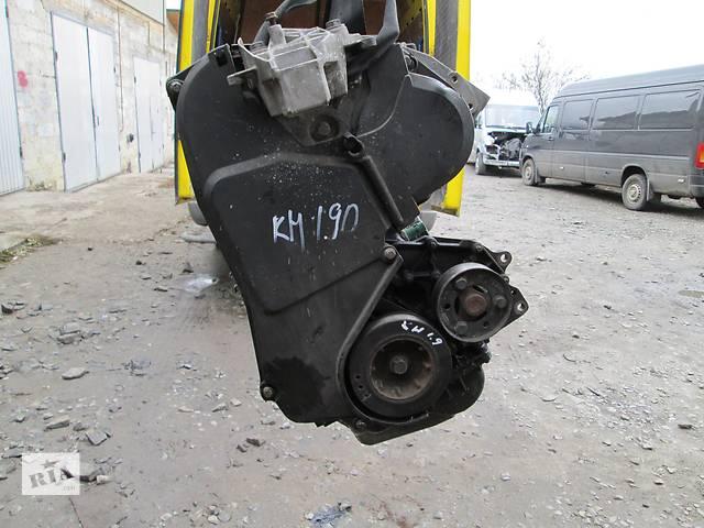 Б/у двигатель для легкового авто Renault Kangoo 1.9 D- объявление о продаже  в Ровно