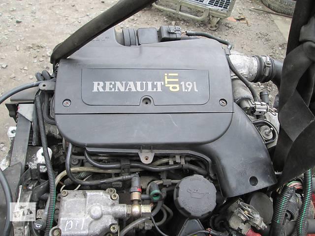 продам Б/у двигатель для легкового авто Renault Kangoo 1.9 DTI бу в Ровно