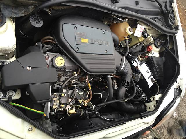 Б/у двигатель для легкового авто Renault Kangoo 1.9D- объявление о продаже  в Луцке