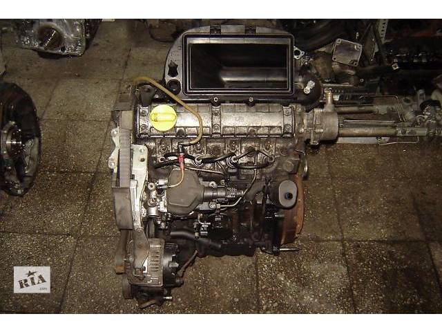 Б/у двигатель для легкового авто Renault Kangoo 2001- объявление о продаже  в Львове