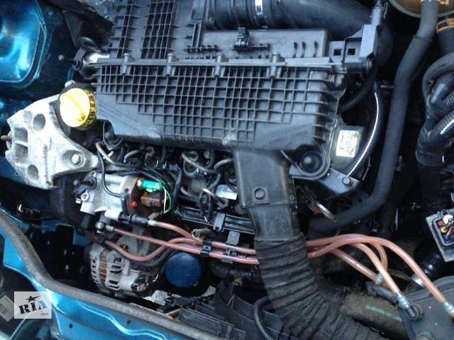 купить бу Б/у двигатель для легкового авто Renault Kangoo 2005 в Золочеве (Львовской обл.)