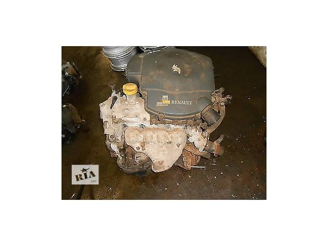 продам Б/у двигатель для легкового авто Renault Kangoo бу в Киеве