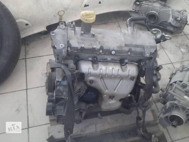 бу Б/у двигатель для легкового авто Renault Logan в Славянске